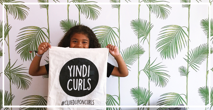 Yindi Curls; Curly Hair Masterclasses for parents