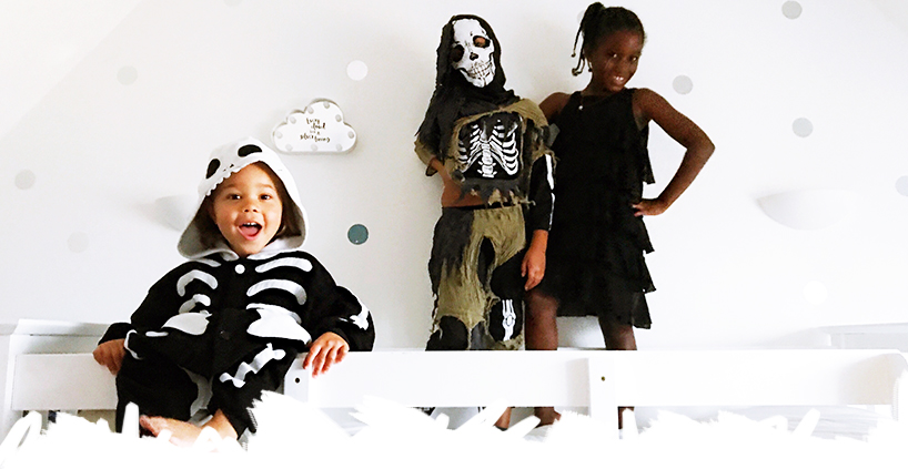Ain't No Party Like A H&M Halloween Party