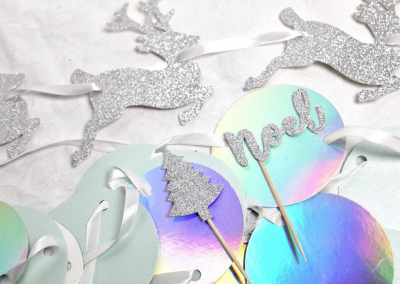 Christmas Decor with Metamorphosis Party Supplies & The Squishy Co.