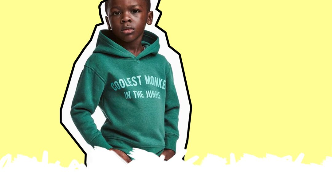Coolest Monkey In The Jungle…according to H&M