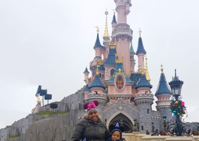 Disney Land Paris- France
