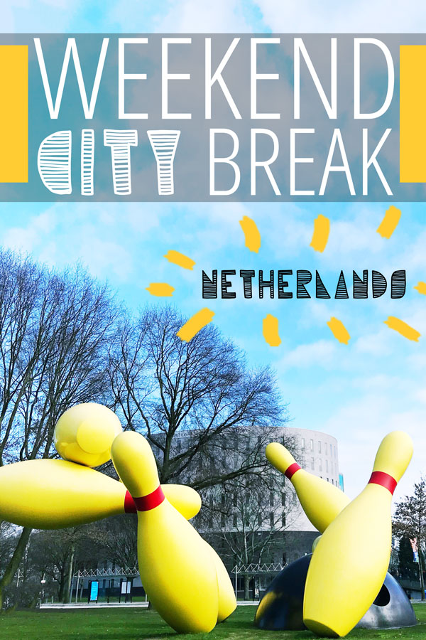Weekend city breaks Eindhoven, Netherlands