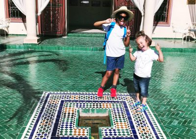 The Secret Garden. Morocco, Marrakech, Ramadan - Sareta Fontaine ©