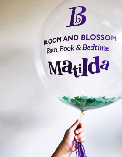BLOOM AND BLOSSOM - Bath, Book & Bed with Roald Dahl