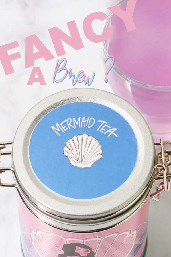 We love Mermaids, we love tea & we love Firebox. It was going to be an obvious collaboration really. Mrs B makes a Mermaid Tea Brew... ?☕#Awesomeness!