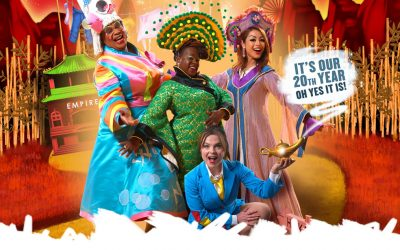 Aladdin – Hackney Empire