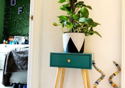 1st Floor Landing -  Plants - Decorating