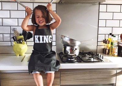Kitchen - Decorating - Kemi Kids Apron