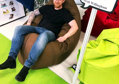 Ideal Home Show 2019 - Bigboy Beanbag