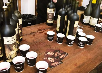 19 Crimes Wine - London Coffee Festival 2019