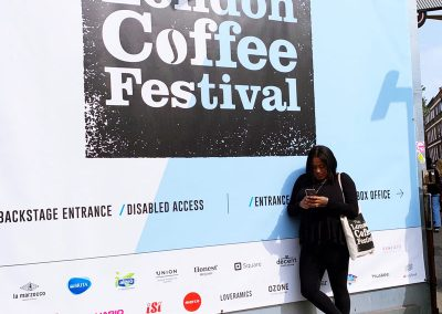 London Coffee Festival 2019