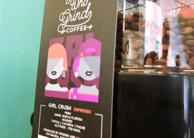 Girls Who Grind - London Coffee Festival 2019