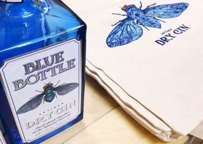 Blue Bottle Gin - London Coffee Festival 2019