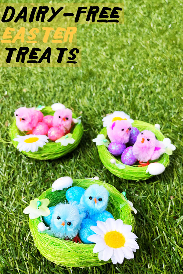 Dairy-Free Easter Treats on a Budget – Asda