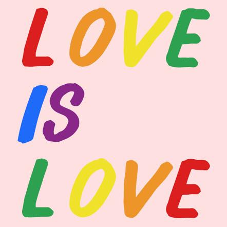 Love is love - Pride -  Sareta Fontaine
