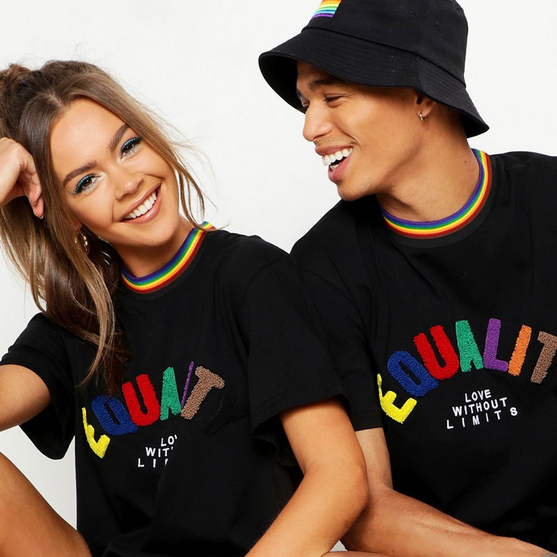 Boohoo - Pride Brands you can trust to give back to the LGBTQ+ community