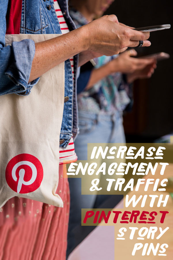 Increase engagement & traffic with Pinterest Story Pins