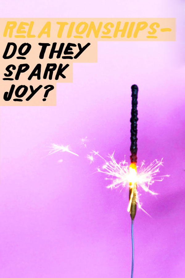 Does it spark Joy?