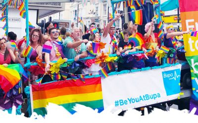 Can I Take Kids To Pride?