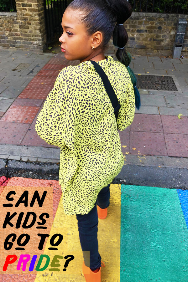 Can Kids Go To Pride?