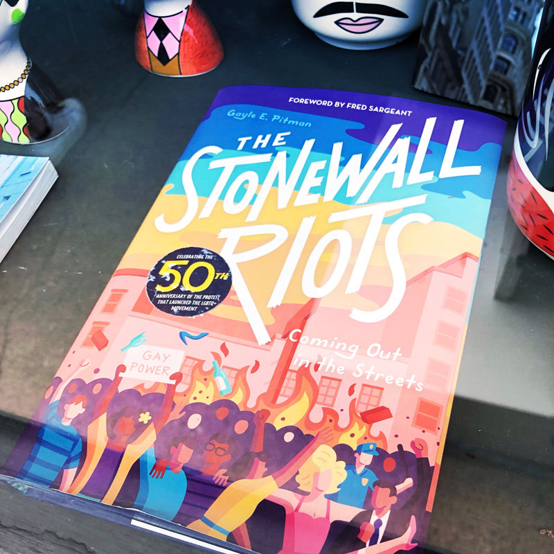The Stonewall Riots - Pride
