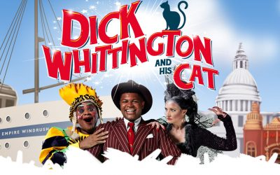 Dick Whittington And His Cat – Hackney Empire