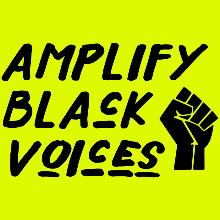 Amplify Black Voices - Sareta Fontaine