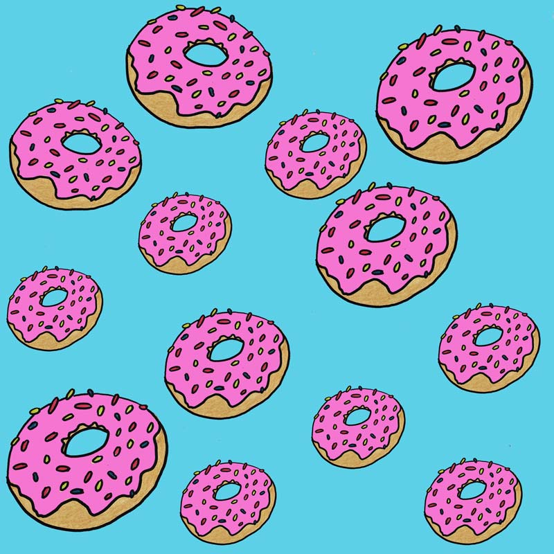 Donuts - Mother of Daughters