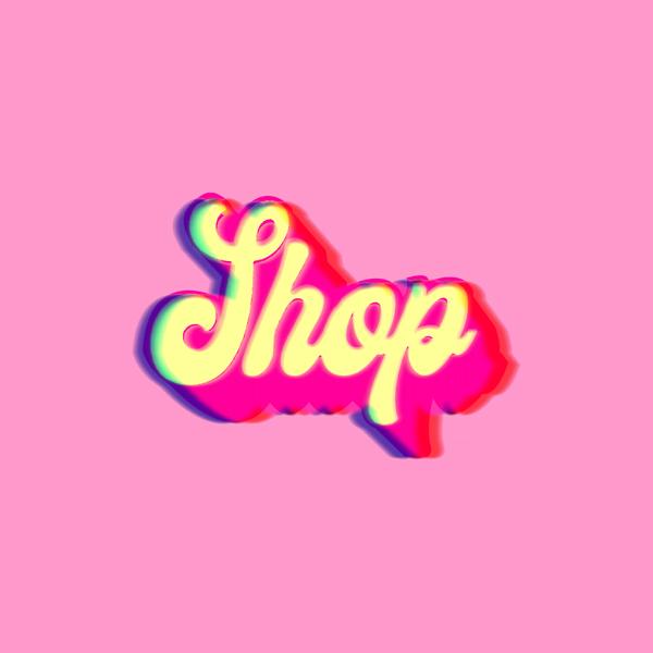 Shop Sign - Sareta Fontaine
