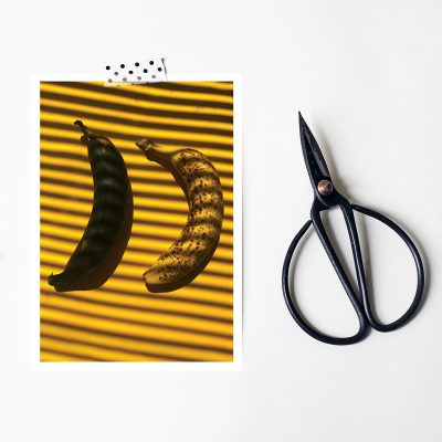 Overripe Plantain & Banana