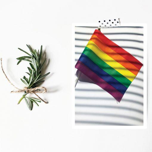 Rainbow (Pride) Flag